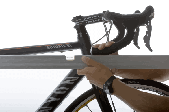 Handle Bar with Level