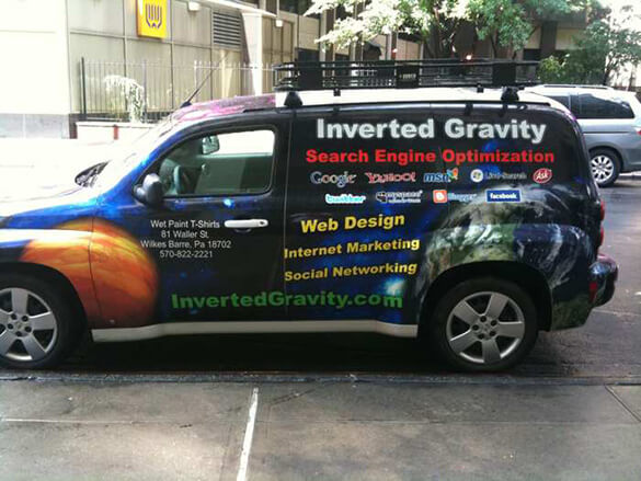 Search Engine Optimization SUV