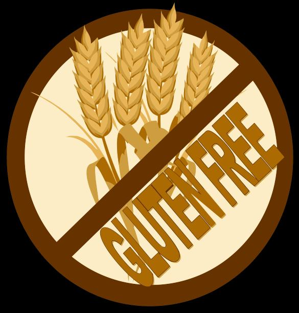 Wheat Crossed Out - Gluten Free