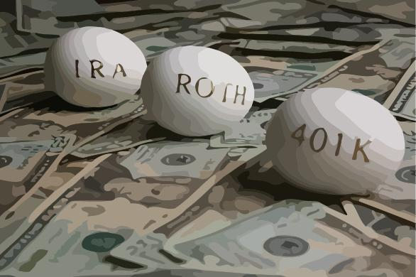 Roth, IRA, and 401K