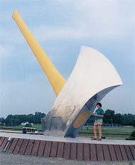 World's Largest Ax