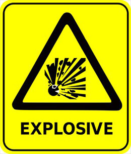 Explosives in the Workplace