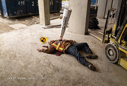 Workplace Safety: Lack of Training Can Kill