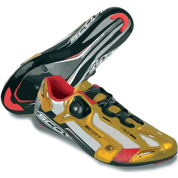 High-End Road Cycling Shoes