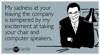 Corporate America Explained in E-Cards | Infolific