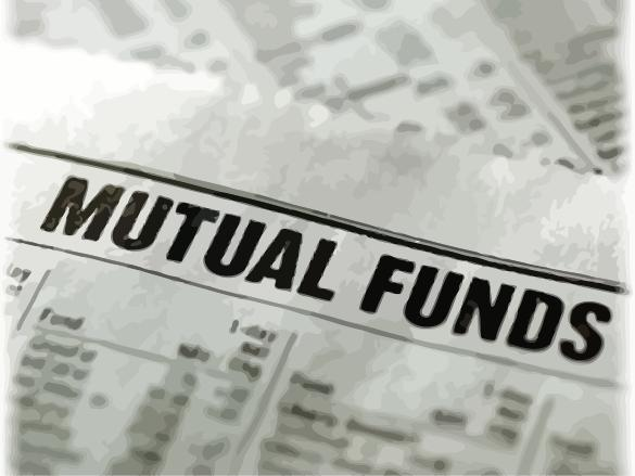 Mutual Fund Newspaper Heading