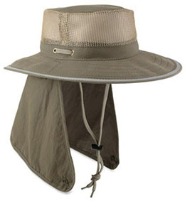 Dorfman Safari Hat