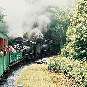 Marios Used Cars >> Cass Scenic Railroad State Park: Take a Train, See the ...