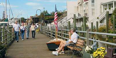 Georgetown Boardwalk