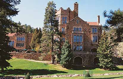 Daily Tours And Tea At The Glen Eyrie Castle In Colorado