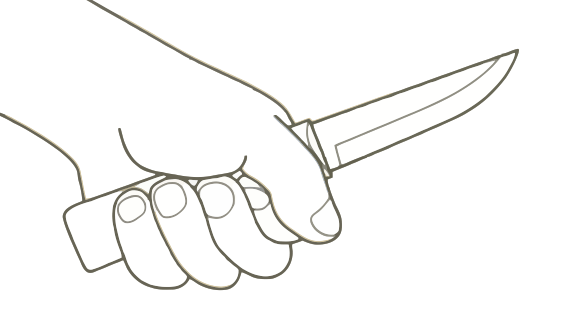 Basic Knife Grip