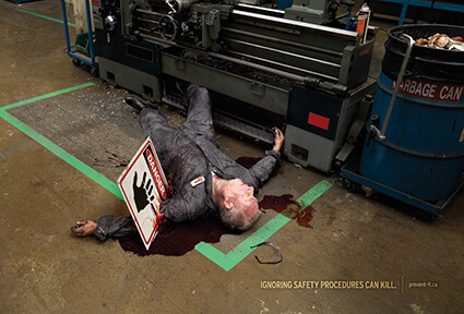Workplace Safety: Ignoring Safety Procedures Can Kill