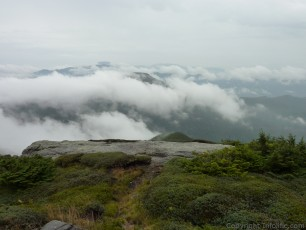 Top of Mt. Marcy
