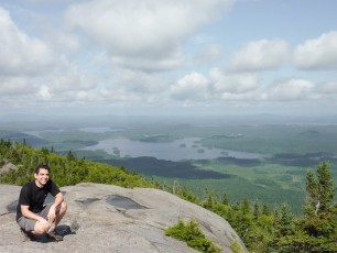 Top of Mt. Ampersand