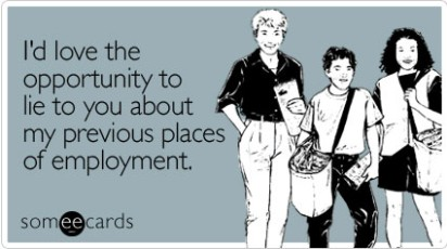 Previous Places of Employment