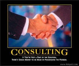 The Real Definition of Consulting
